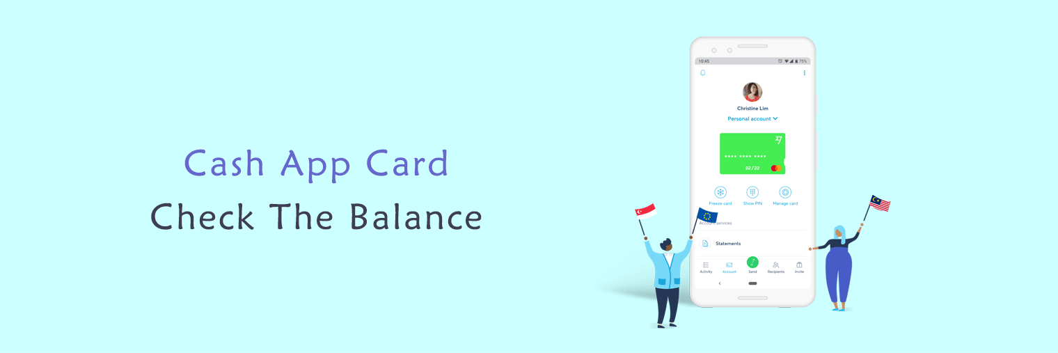 How To Check The Balance On The Cash App Card