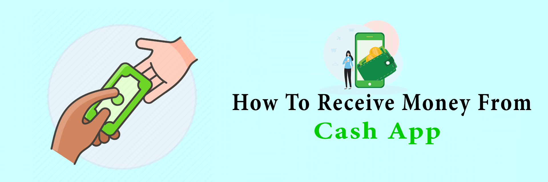 How To Receive Money From Cash App,